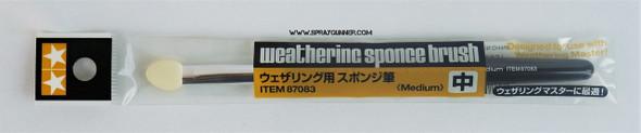 Tamiya Weathering Sponge Brush 87083 Tamiya