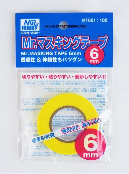 GSI Creos Mr Masking Tape 6mm MT601 GSI Creos Mr Hobby