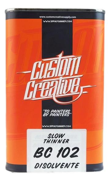 Custom Creative Slow Thinner BC102 Custom Creative