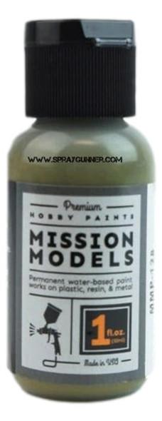 Mission Models Paints Color MMP-128 IDF Green MMP-128 Mission Models Paints