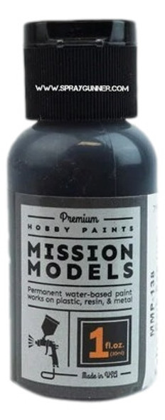Mission Models Paints Color MMP-138 Extra Dark Sea Grey RAF MMP-138 Mission Models Paints