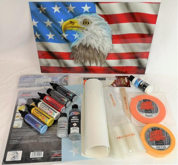 Tutorial set American Eagle EagleSET
