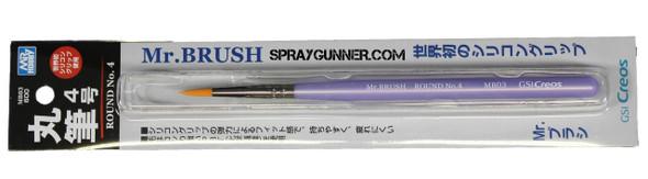 GSI Creos Mr Brush MB03- Round No 4 MB03 GSI Creos Mr Hobby