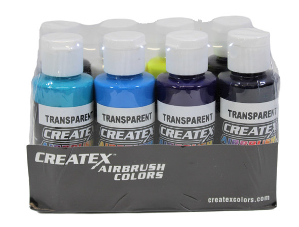 Createx Airbrush Colors Kent Lind Cool Set 5815-00 Createx