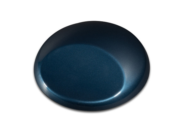 Wicked Colors Metallic Midnight Blue W366 W366 Createx