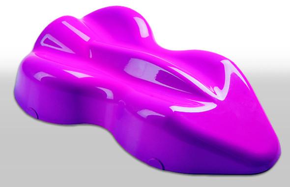Custom Creative Solvent-Based Racing Fluorescents Poppy Purple 1 liter 33.8oz FLS-PP-1 Custom Creative