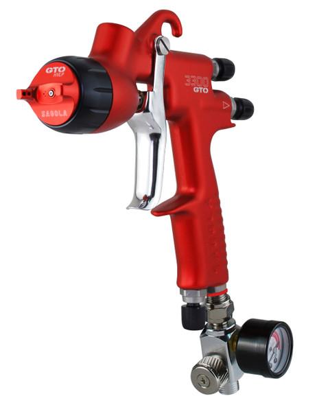 Sagola 3300 GTO Car Tech Spray Gun Sagola