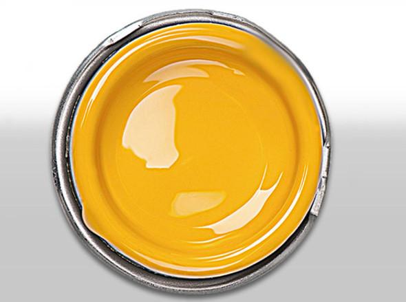 Light Yellow urethane pinstriping paint 125ml by Custom Creative PNU-LY Custom Creative