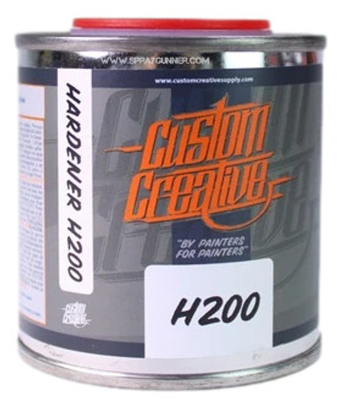 Custom Creative Hardener H200F 250ml H200F-250 Custom Creative