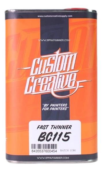 Custom Creative BC115 Fast Thinner BC115 Custom Creative