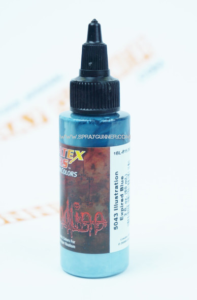 Bloodline Expired Blue 5043 2oz 5043-02 Createx