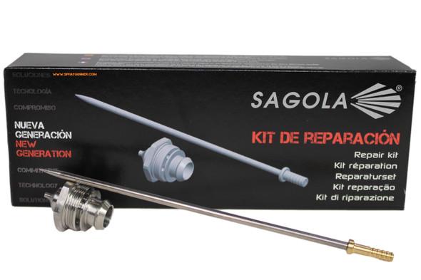 Sagola Repair Kit Nozzle and Needle Kit GTO 3300 Series GTO-3300 Sagola