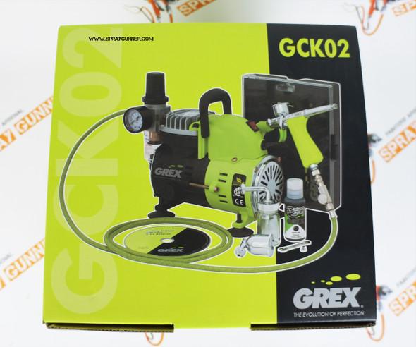 Grex GCK02 Tritium.TS3 Airbrush Combo Kit