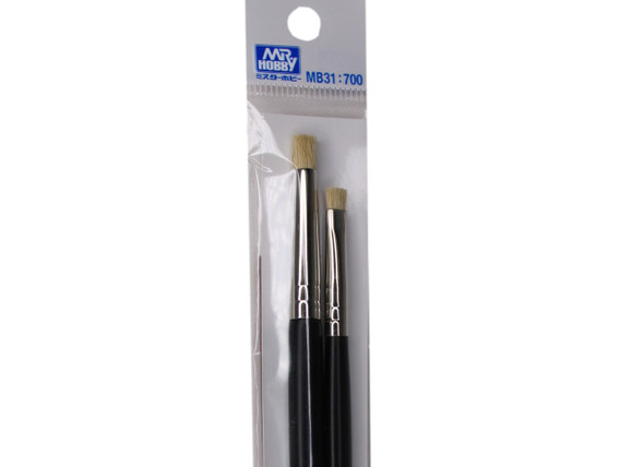 Mr Weathering Brush Set Soft MB31700 MB31