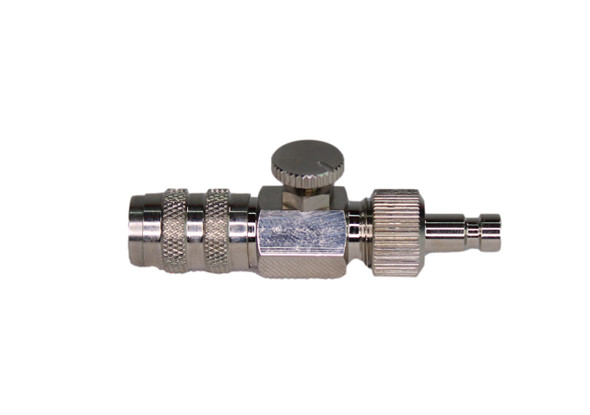1/8 Quick Connector with Regulator and Plug by NO-NAME Brand SG-018-1R NO-NAME brand