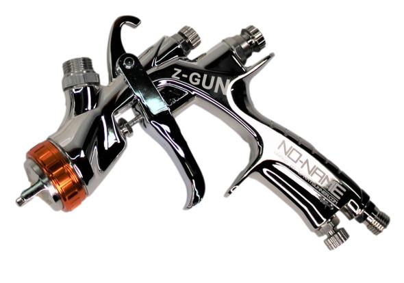 Automotive paint spray gun with Adapter Z-Gun by NO-NAME Brand ZGUN BASE NO-NAME brand