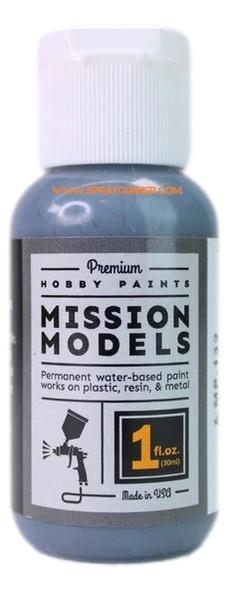 Mission Models Paints Color MMP-132 US Navy Flight Deck Blue 21 MMP-132 Mission Models Paints