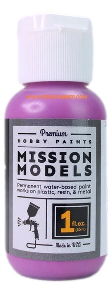 Mission Models Paints Color MMP-137 Lilac CY 1966 MMP-137 Mission Models Paints