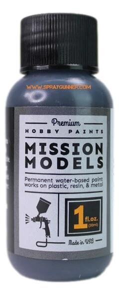 Mission Models Paints Color MMP-140 Anthrazitgrau RAL 7016 Anthracite MMP-140 Mission Models Paints
