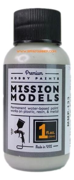 Mission Models Paints Color MMP-133 US Navy 5P Pale Gray Blue MMP-133 Mission Models Paints