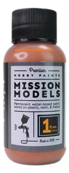 Mission Models Paints Color MMP-135 Coral CH 1955 626 MMP-135 Mission Models Paints