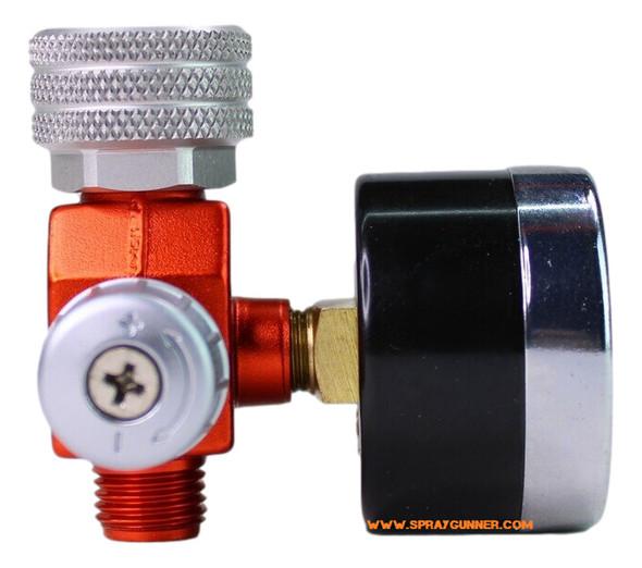 Sagola RC1 Air Flow Regulator With Manometer 56418020 Sagola