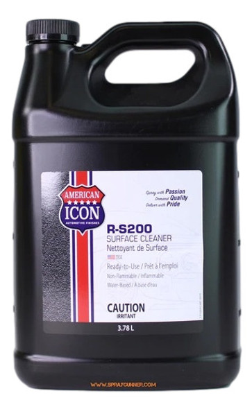 American ICON R-S200 Surface Cleaner - 1 Gallon R-S200 American ICON