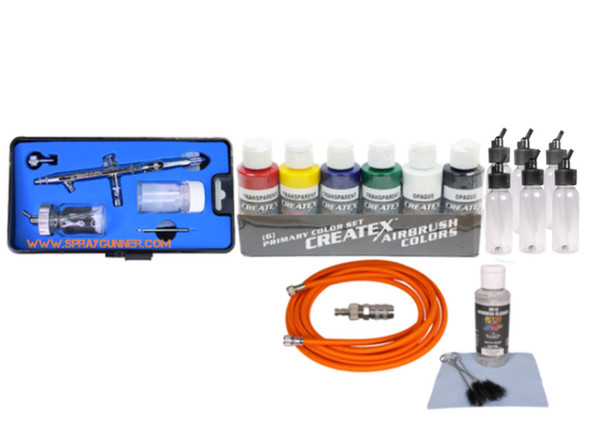 Dale T-Shirt Airbrushing Kit Without Compressor NN-DALESET NO-NAME brand