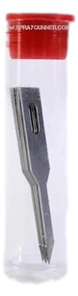 Excel 21006 Micro Stencil Edge Blade 5 Pcs 21006 Excel Hobby Blades