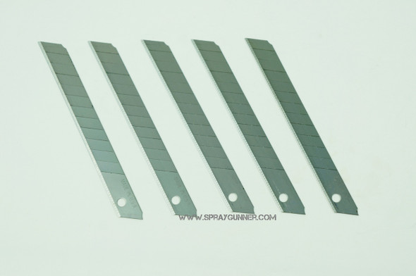 Excel Snap-off Light Duty Blades 5pcs 20003 Excel Hobby Blades