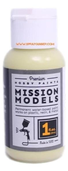 Mission Models Paints Color MMP- 179 Crocus Yellow MMP-179 Mission Models Paints