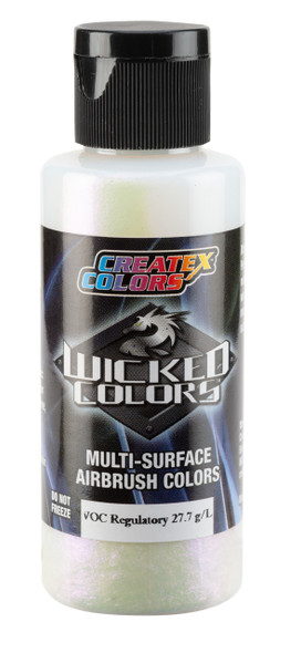 Createx Wicked Colors Hot Rod Sparkle Purple W426 W426 Createx