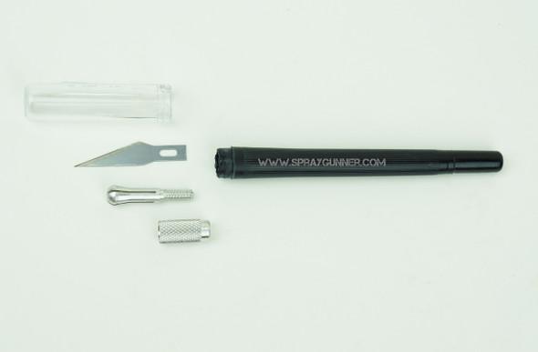Excel K40 Pocket Clip-On Pen Knife 16041 Excel Hobby Blades
