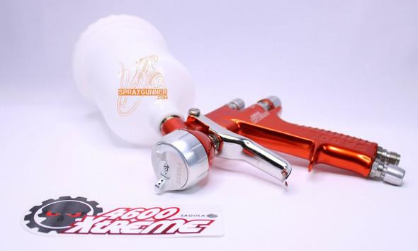 Sagola Non-Digital 4600 Xtreme Spray Gun DVR TITANIA Sagola
