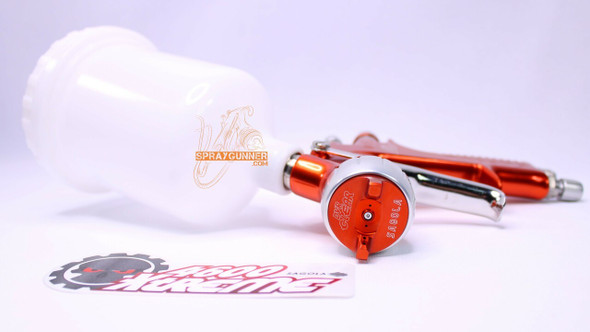 Sagola Non-Digital 4600 Xtreme Spray Gun DVR CLEAR Sagola
