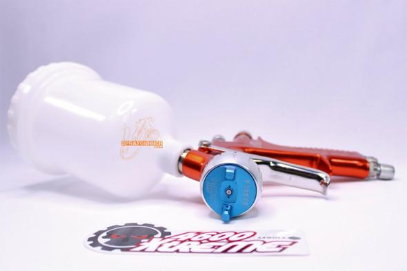 Sagola Non-Digital 4600 Xtreme Spray Gun DVR AQUA Sagola