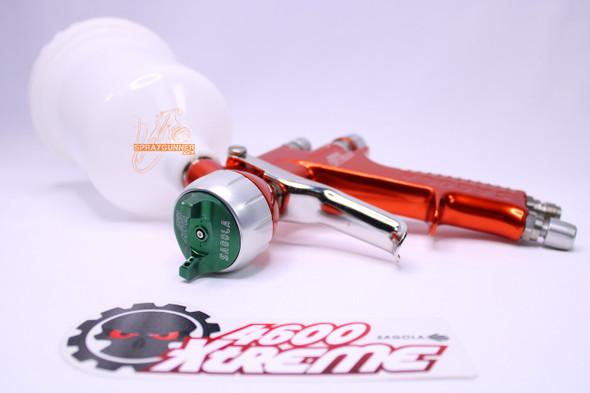 Sagola Non-Digital 4600 Xtreme Spray Gun DVR HVLP Sagola