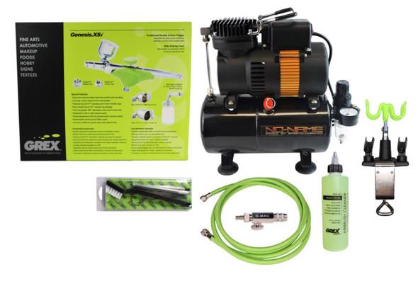 Grex Side Feed Genesis Airbrush Tooty Compressor Combo CS-GREX-Tooty-XSi Grex Airbrush