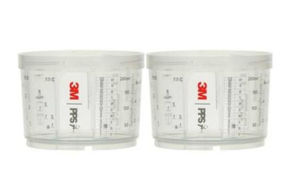 3M PPS Series 2.0 Mini Cup 6.8oz/200ml 26115