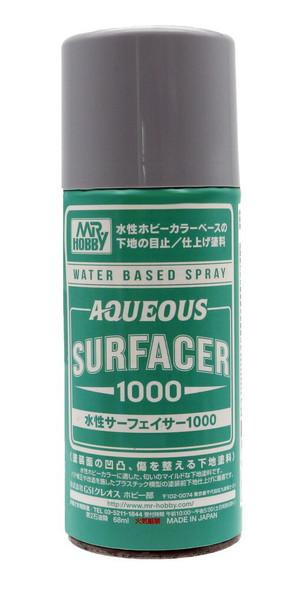 GSI Creos Mr Hobby Water Based Aqueous Gray Surfacer 1000 B611 B611 GSI Creos Mr Hobby
