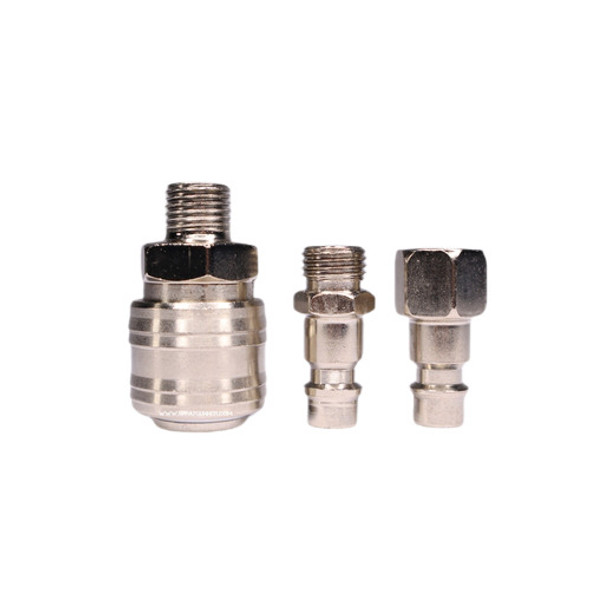 1/4 High Volume Quick Couplings with Adapters by NO-NAME Brand NN-1/1QCA NO-NAME brand