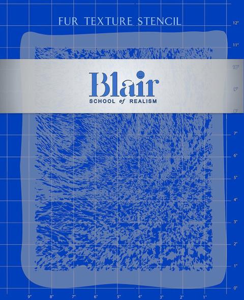 Blair Stencil - Fur BLAIR