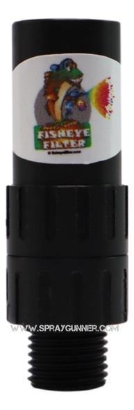 Minnow Fisheye In Line Air Filter FISHEYE-9210 Fisheye