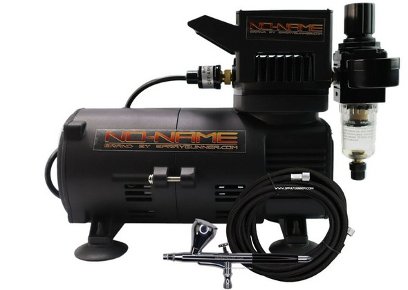 NO-NAME Rooty Tooty Starter Airbrush Kit NN-AG420-CA25Kit NO-NAME brand