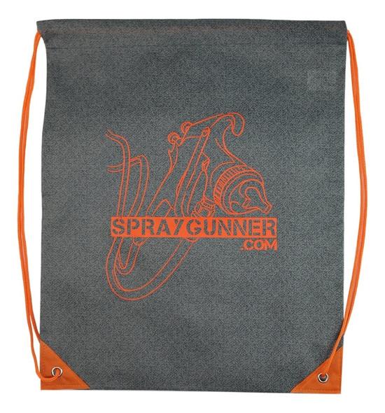 SprayGunner Drawstring Backpack SG-BackPack NO-NAME brand