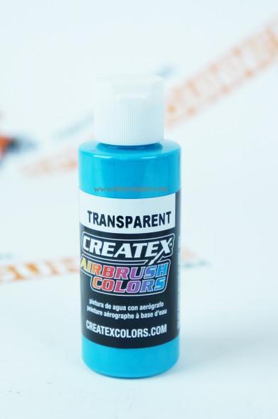 Createx Airbrush Colors Transparent Maui Blue 5134 5134 Createx