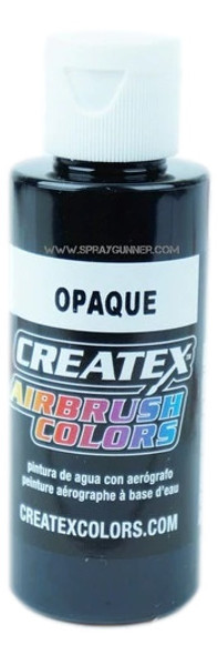 Createx Airbrush Colors Opaque Black 5211 5211 Createx