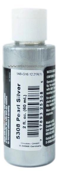Createx Airbrush Colors Pearl Silver 5308 5308 Createx