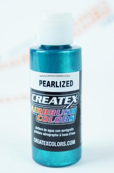Createx Airbrush Colors Pearl Turquoise 5303 5303 Createx
