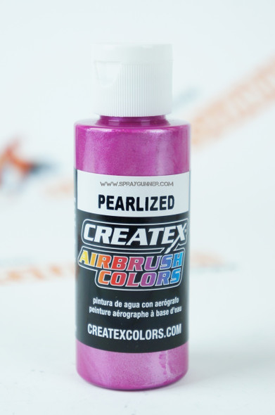 Createx Airbrush Colors Pearl Magenta 5302 5302 Createx